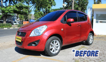 SUZUKI SPLASH DR 412 MANUAL TAHUN 2013 | SURABAYA full
