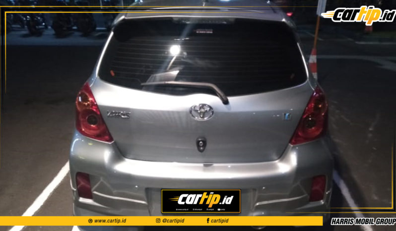 [CARTIP] TOYOTA YARIS E MANUAL TAHUN 2012 | SURABAYA full