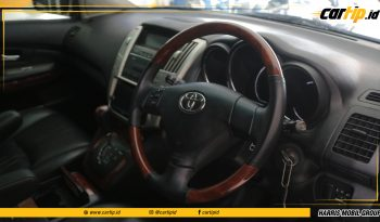 [CARTIP] TOYOTA HARRIER 2.4 L AUTOMATIC TAHUN 2006 | SURABAYA full