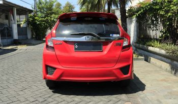 HONDA JAZZ RS MANUAL 2016 full
