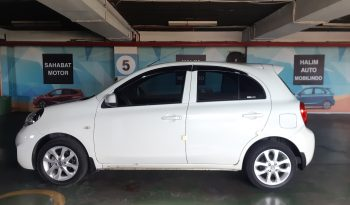 NISSAN MARCH 4X2 2014 MANUAL full