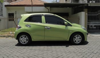 HONDA BRIO E AT 2013 full