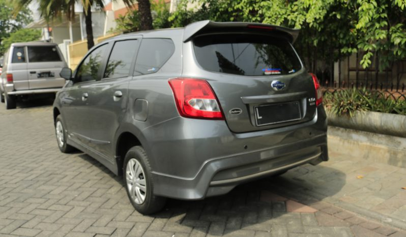 DATSUN GO+ PANCA 2017 MANUAL full