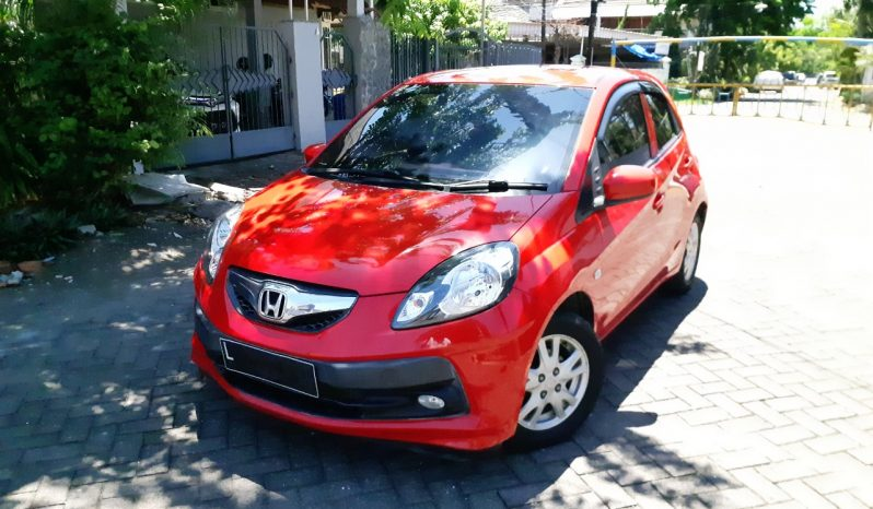 HONDA BRIO E 2014 MATIC full