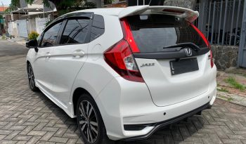 HONDA JAZZ RS MT 2018 full