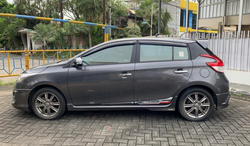 TOYOTA YARIS TRD SPORTIVO AT 2014 full