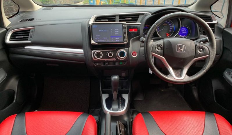 HONDA JAZZ RS AT 2016 full