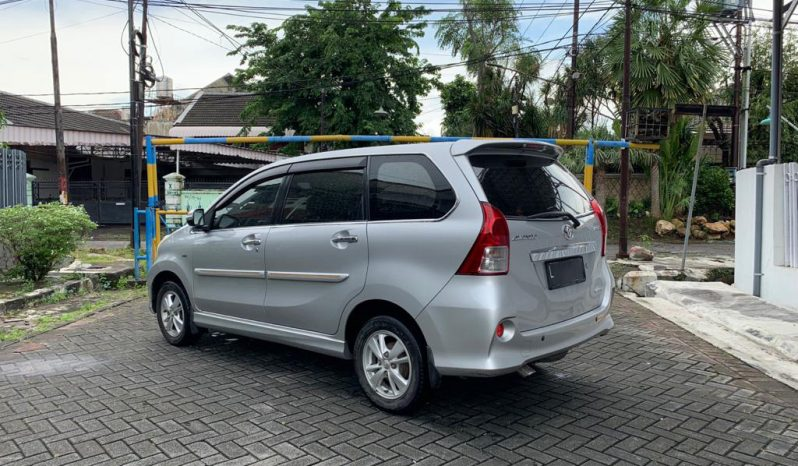 TOYOTA AVANZA VELOZ 1.5 AT 2014 full