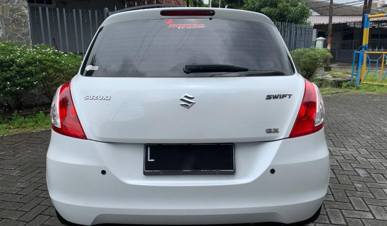 SUZUKI SWIFT GX AT 2014 full
