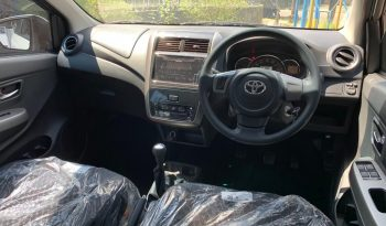 TOYOTA AGYA 1.2 G MT STD (FACELIFT) 2021 full